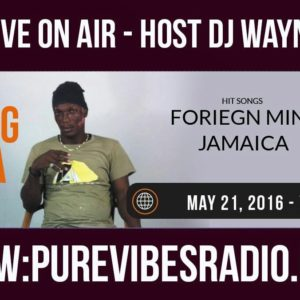 Live on air interview with Spring Wata