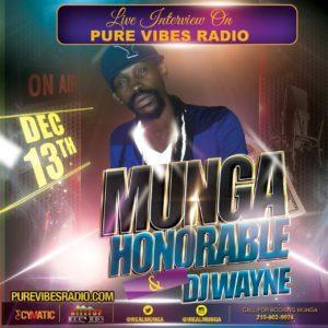 Munga Honorable